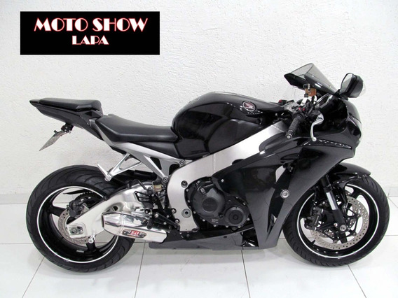 Honda Cbr 1000rr Fireblade 2011 Preta