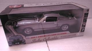 Miniatura Shelby Gt 500 E Eleanor Escala 1.18 Raro