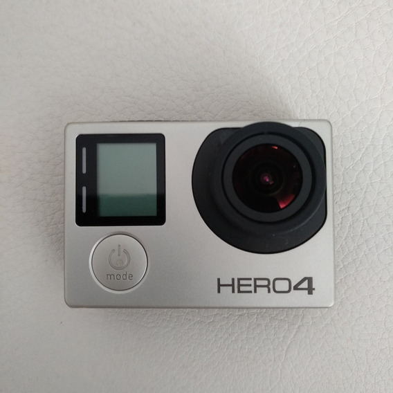 Gopro Hero4 Com Acessórios Originais - Usado. Leia Descrição