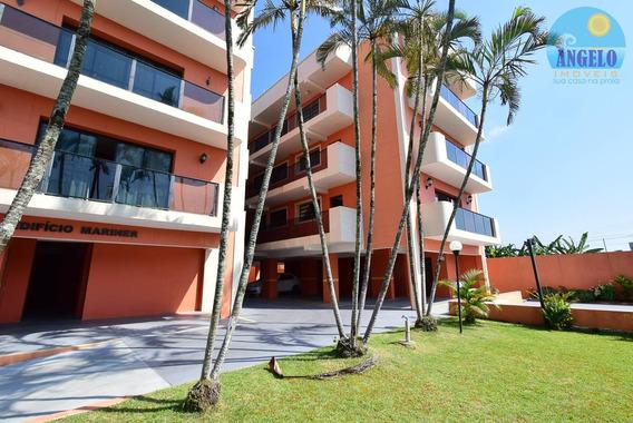 Apartamento No Bairro Três Marias Em Peruíbe - 1430