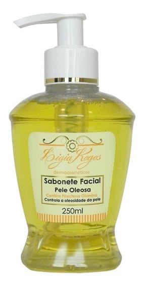 Sabonete Facial Para Pele Oleosa Ligia Kogos 250ml