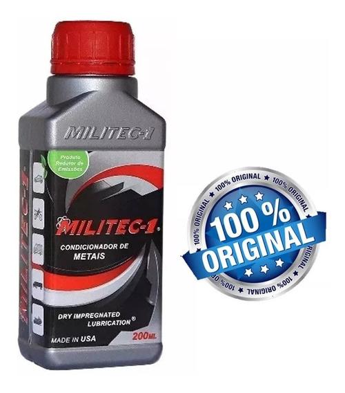 Militec 1 Condicionador De Metais 200ml A Pronta Entrega