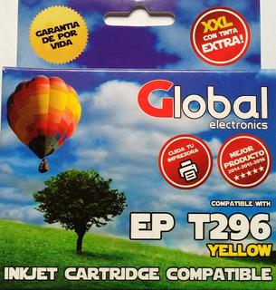 Cartucho Alternativo Para Epson T296 Xp 231 431