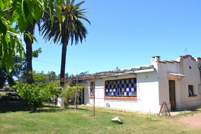 Vendo Hermosa Quinta En Melilla
