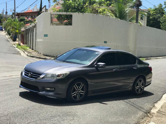 Honda Accord 2013 Exl