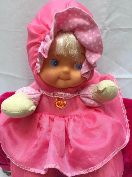 Boneca Da Eliana Graçinha - 30cms -dia Das Criança (lote 12)