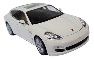 Miniatura Porsche Panamera S Branco 1/24 Welly