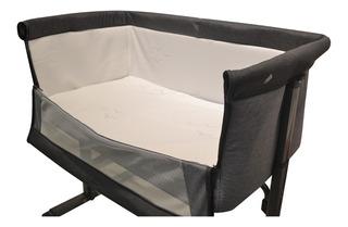 Cuna Bebés Premium Baby Colecho Alturas + Mosquitero