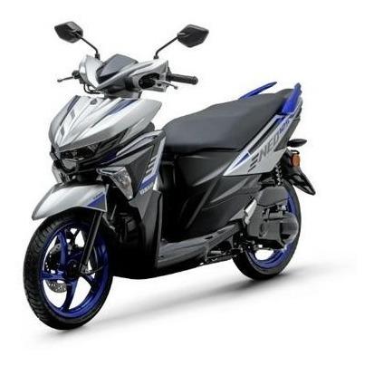Neo 125 0 Km Prata Automática Yamaha