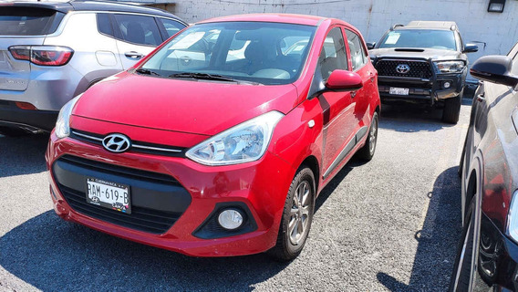 Hyundai Grand I10 2016 5p Gls L4/1.2 Man