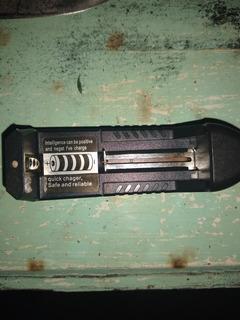 Cargador Para Batería 18650 110/220