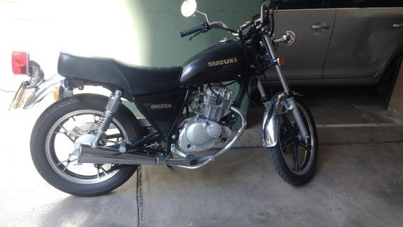 Suzuki Gn 125. Pocos Kilometros.