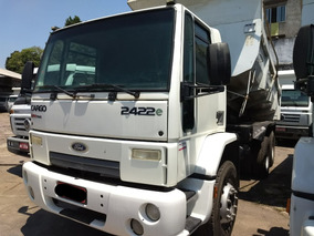Ford Cargo 2422 - 2011 - Trucado Com Caçamba - R$ 79.000,00