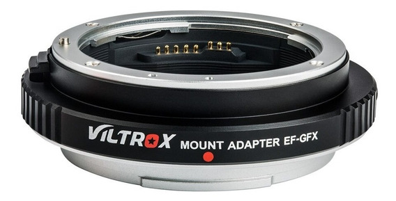 Adaptador Viltrox Ef-gfx - Lentes Canon P/ Fuji Gfx
