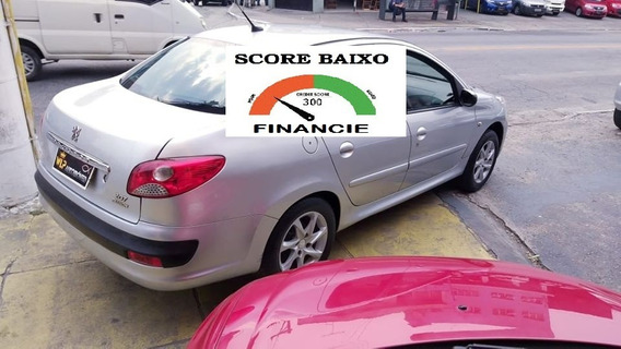 Peugeot 207 Passione Financiamento Com Score Baixo