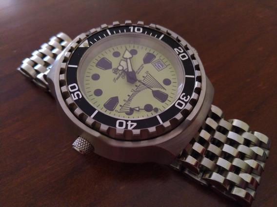 Relógio Tauchmeister Gmt