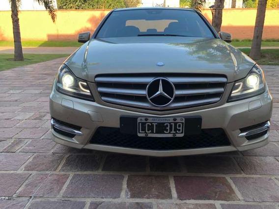Mercedes-benz Clase C 1.8 C250 Avantgardesport B.eff At 2012