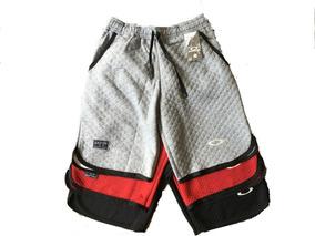 Shorts Bermuda De Moletom Masculinos Oakley