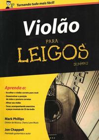 Violao Para Leigos - Cd De Audio Incluso