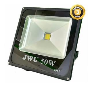 Reflector Led 50w Ud Ip65 Jwj (3 Años De Garantía)