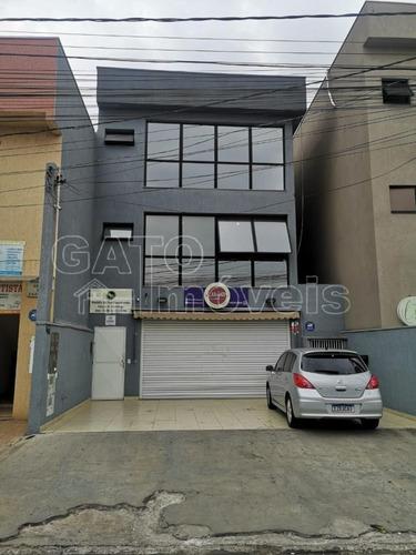 Imagem 1 de 5 de Salão Comercial Para Locação Em Cajamar, Portais (polvilho), 2 Banheiros - 21417_1-1895862