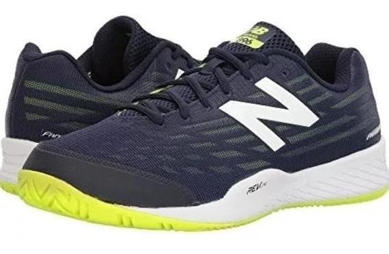 Tenis New Balance Para Jugar Tennis Azul