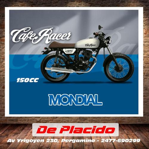 Mondial Cafe Racer W150