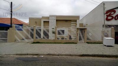 Casa Residencial À Venda, Cidade Jardim, São José Dos Pinhais. - Codigo: Ca0030 - Ca0030