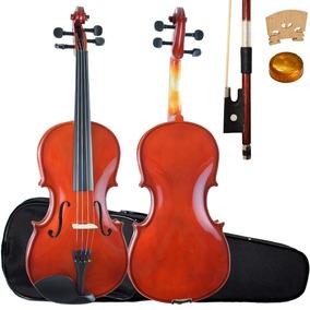 Viola De Arco 4/4 Michael - Usada Instrumento