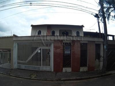 Sobrado Alto Padrão, 278m², 3 Dorms, 1 Suite, 4 Vagas, Vila Guiomar, Santo André. - So0084