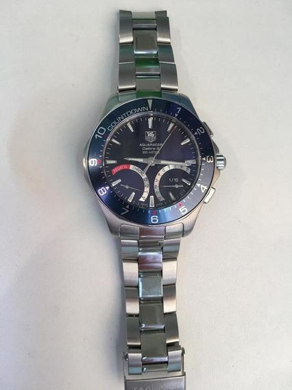 Relógio Tag Heuer Aquaracer 300m Calibre 5 - Impecável!