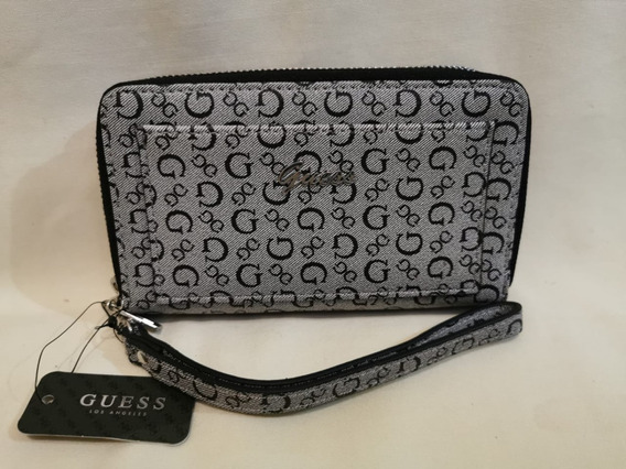 Bonita Cartera Dama Original Guess