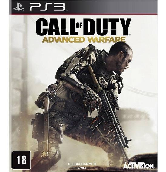 Call Of Duty Advanced Warfare Ps3 Dublado Psn Game Play 3 Br