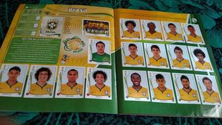 Album Panini Brasil 2014, Le Faltan Pocas Estampas