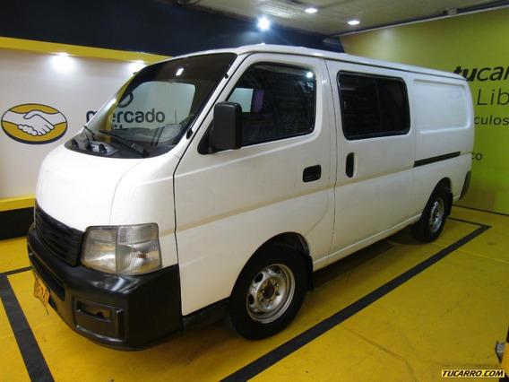Nissan Urvan Mt 3000cc