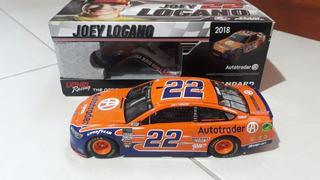 Auto Nascar Joy Logano Escala 1/24 Diecast Ford Fusion