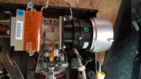 Bloco Óptico Completo Projetor Toshiba Tdp-t45 Tdp T45