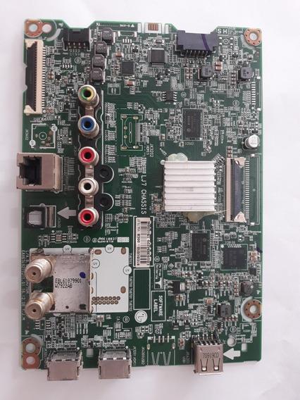 Placa De Sinal Tv Lg Mod.43/49lj5550
