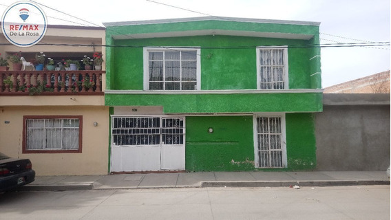 Casa En Venta, Colonia Juan Lira Bracho Cercana A La Sep