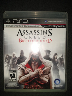 Assassins Creed Brotherhood Para Ps3