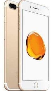 iPhone 7+plus 128gb Apple Gold Impecável