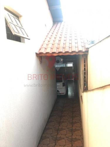 Imagem 1 de 14 de Casa Térrea Para Venda Em São Paulo, Parque Boturussu, 3 Dormitórios, 1 Suíte, 2 Banheiros, 3 Vagas - 627_1-1934216