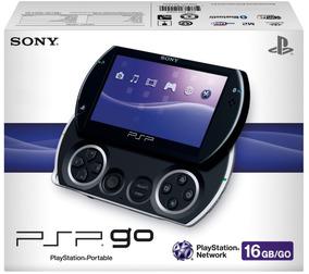 Psp Sony Portatil Psp Go 16gb Novo Na Caixa Original Nfe