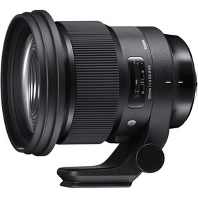 Sigma 105mm F/1.4 Dg Hsm Art Para Canon