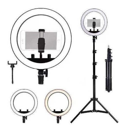 Iluminador Led Ring Light 18