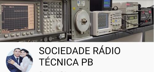 Consertos E Manutenção Em Equipamentos De Rádio Px