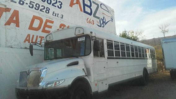 Bus De Pasajeros International