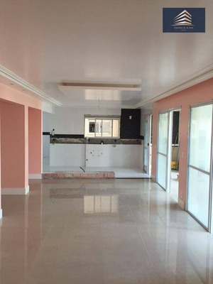 Apartamento De 134m², Condomínio Parque Clube, Vila Augusta, Aceita Troca. - Ap0159