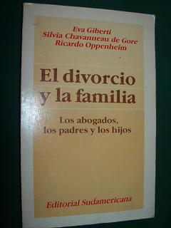 Libro Divorcio Familia Eva Giberti De Gore Oppenheim Abogado