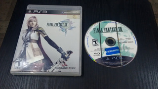 Final Fantasy Xiii Para Play Station 3,checalo